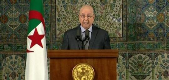 صورة الانتخابات الرئاسية في الجزائر يوم 12 ديسمبر 2019