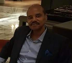 """صورة """"حوض الملوخية"""" لمحمد سليمان الفكي"""