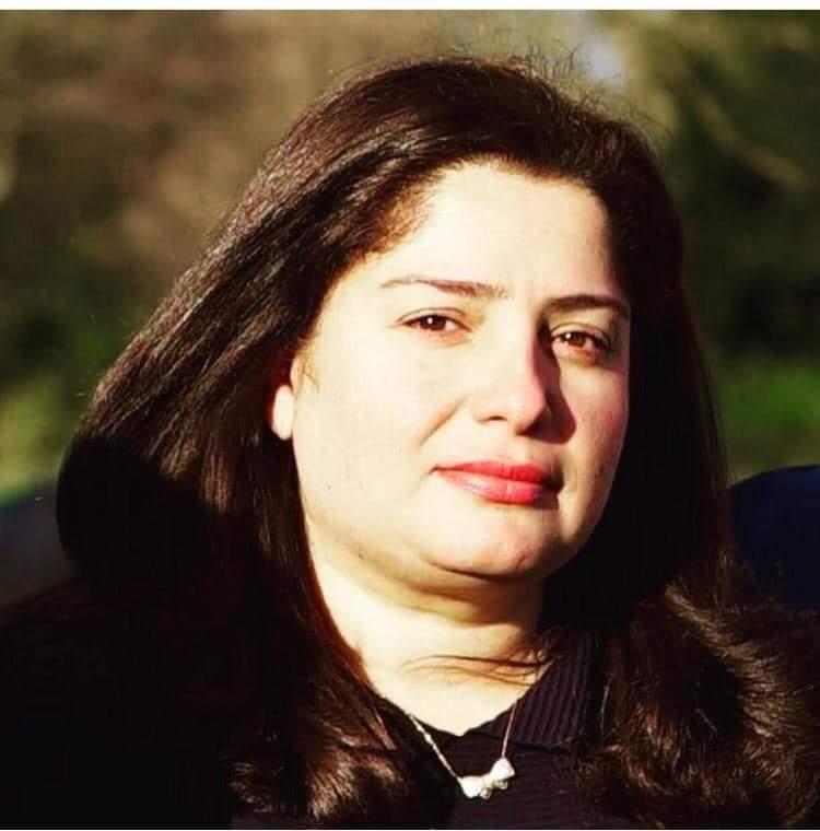 """صورة الدكتورة رنا خالد على صفحات """"كل العرب"""
