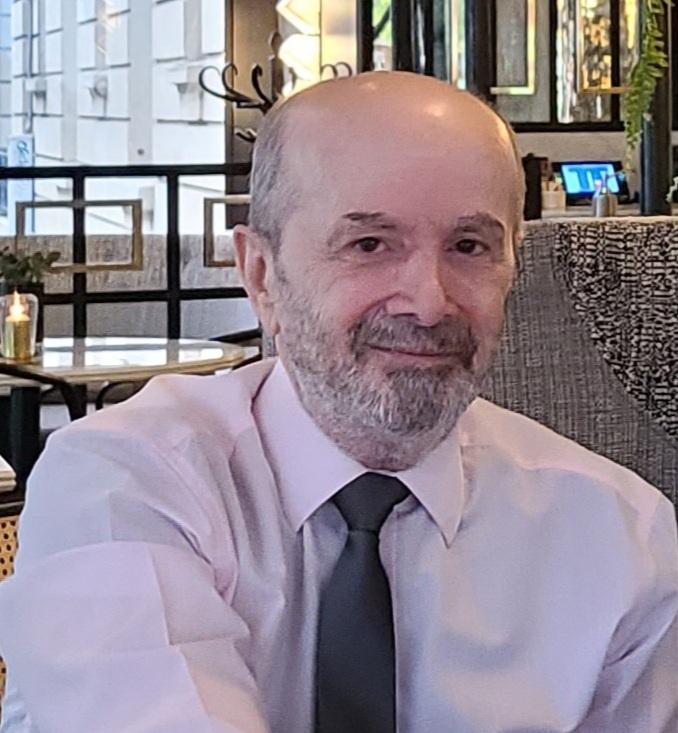 """صورة علي المرعبي ضيف """"لقاء اليوم"""" بقناة بغداد الرشيد"""