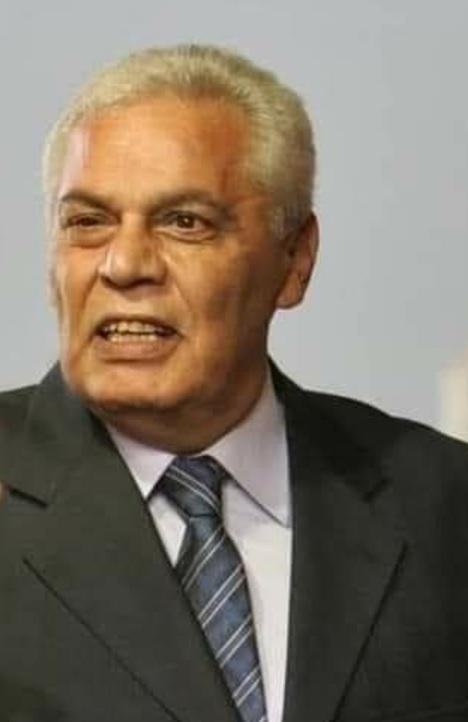 برقية تعزية بوفاة الإعلامي حسن الكاشف