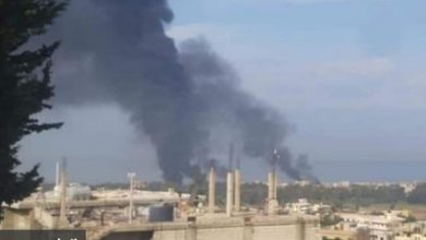 صورة ما حقيقة احتراق أنبوب النفط العراقي في عكار – لبنان