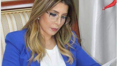 """صورة الوزيرة الجزائرية سليمة سواكري تفتح قلبها ل""""كل العرب"""""""